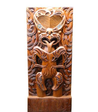 Maori Sculpture Stock Photos & Maori Sculpture Stock Images - Alamy